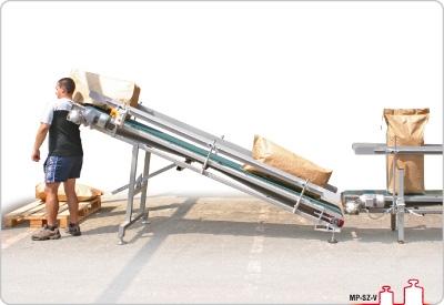 Sewing machines, thread, conveyor belts - Adjustable conveyor belt